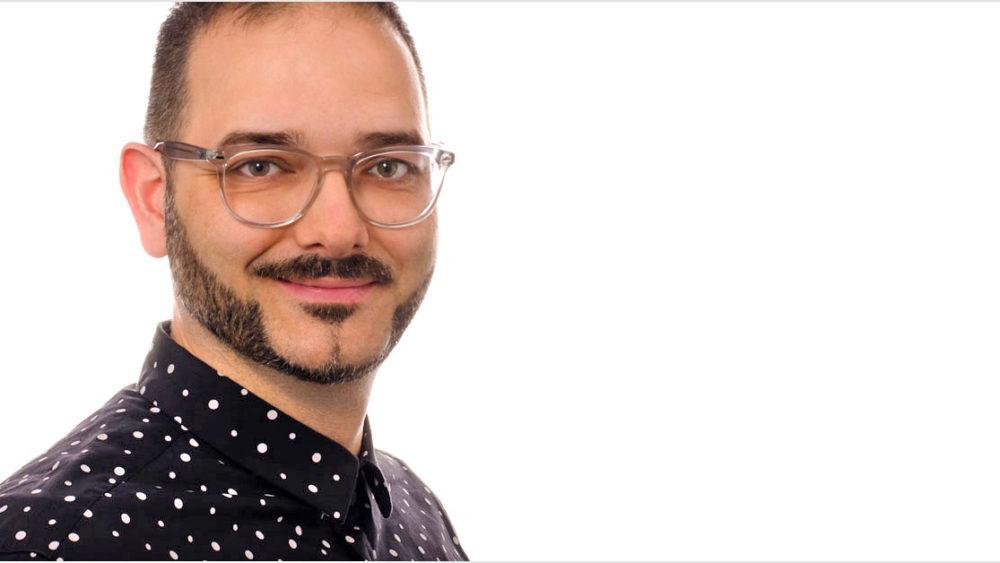 Alexander Putz ist Grafiker im Team von AdvantiDesign, Werbeagentur für Print, Web und Social Media in Kaiserslautern
