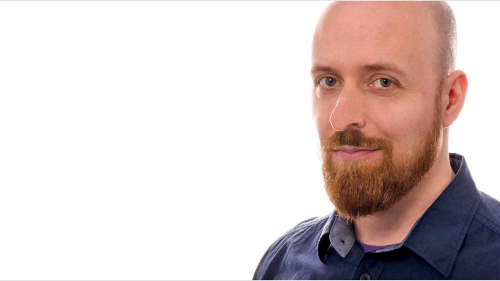 Manuel Flaetgen, Grafiker im Team von AdvantiDesign