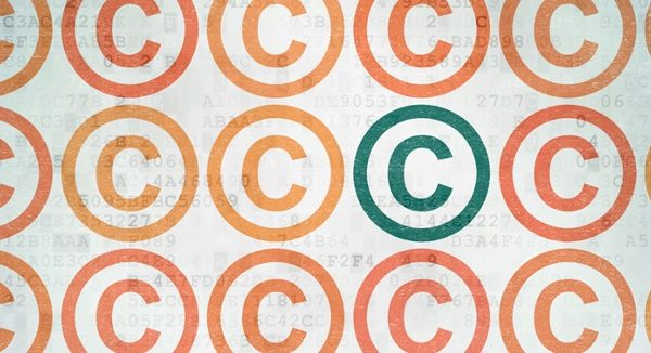 Copyright explained in a simple and understandable way